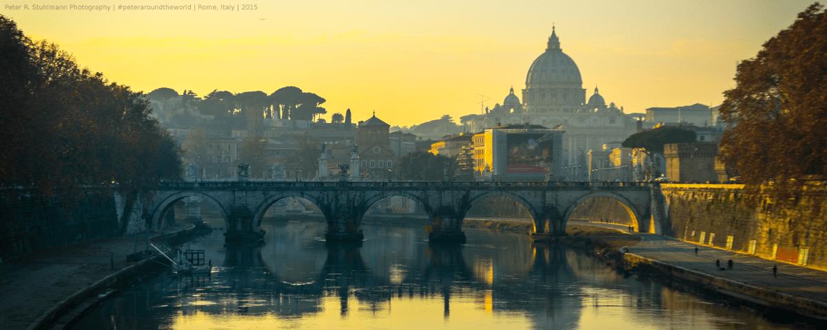 Jahresrückblick 2015 - Rom