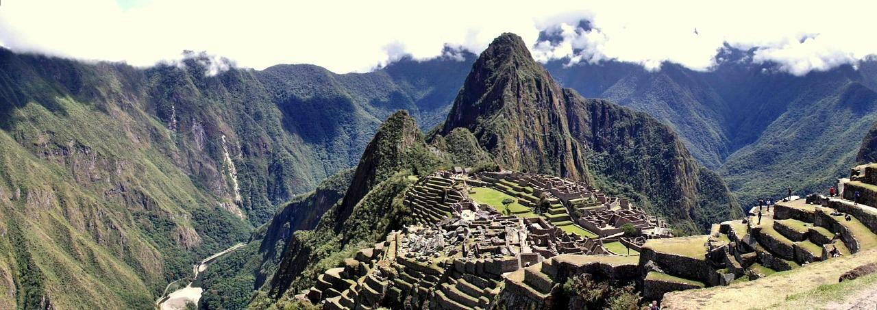 Nach dem Abitur ins Ausland: Peru - Machu Picchu