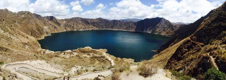 Nach dem Abitur ins Ausland: FSJ in Ecuador