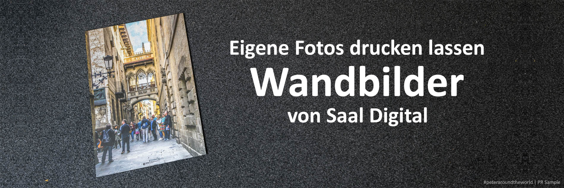 Saal Digital Wandbilder | #peteraroundtheworld