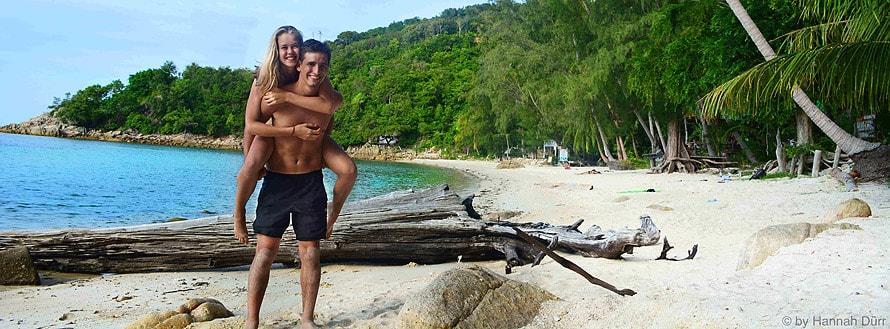 Hannah und Adrian auf Weltreise | Nach dem Abitur ins Ausland