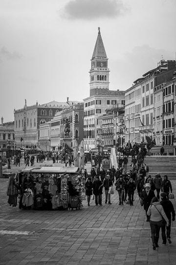Promenade Venedig